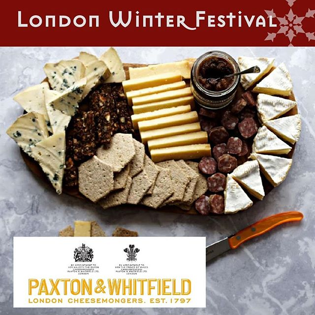 A #wine #festival needs some proper cheese. Might as well bring the best!  Excited to have @paxtonscheese and their amazing cheese, jams and crackers at our #winter event on #november 16th #wine #foodandwine #londonevents #cheese #cheeseandwine #christmas2019