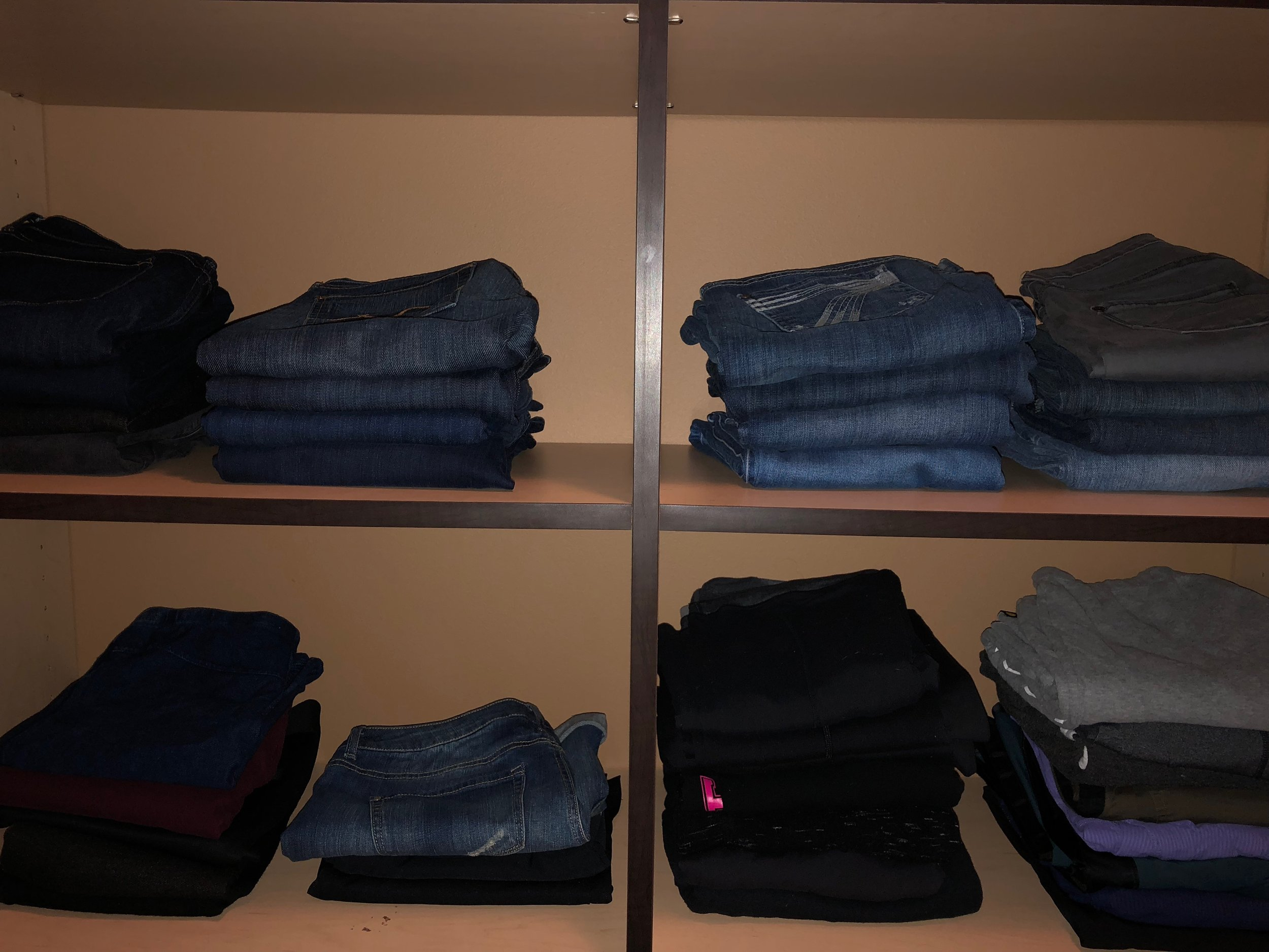 AFTER - Jeans.