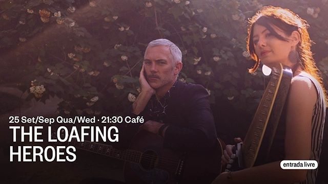 After a loafing summer, we are back in Portugal and ready to play next week in @casadamusicaporto café in Porto!  We hope to see you there! 😊🎵🌳 #theloafingheroes #indiefolk #dreamfolk #darkfolk #casadamusicaporto
