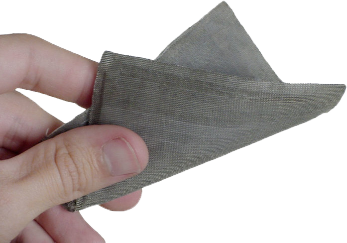 Conformable - Wrap, mold, or fold this sensor around complex surfaces
