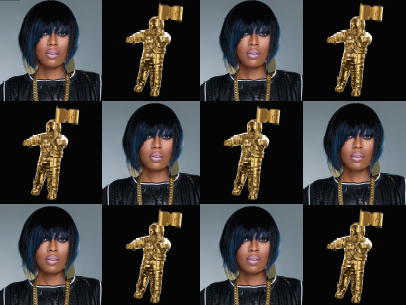 Step and repeat…. -