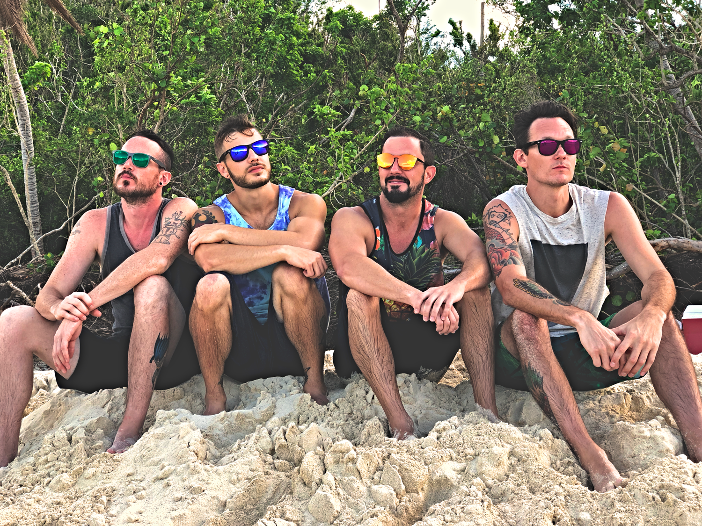 Ballyhoo! - Maryland beach rock