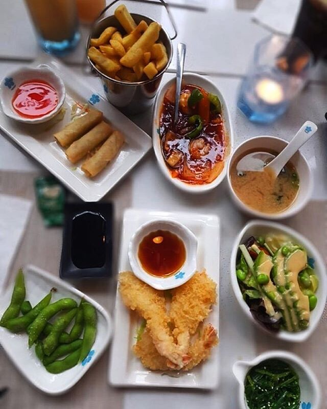 Our All-You-Can-Eat lets you try a little bit of everything🤩🥢 📸 @treschicmommy