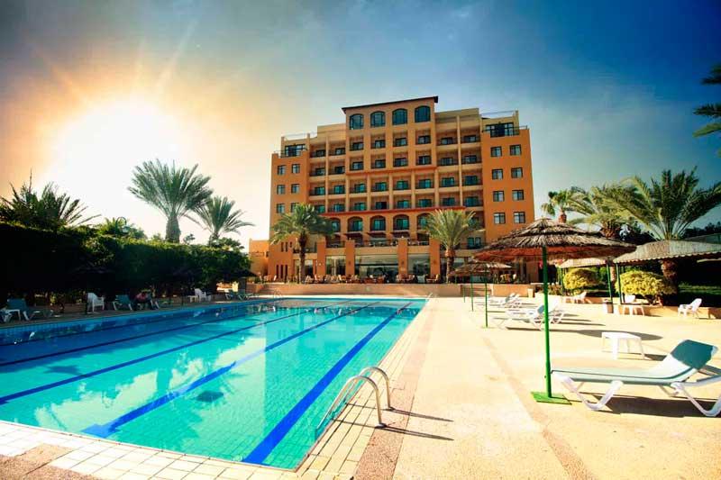 Jericho Resort Hotel ****, Jericho