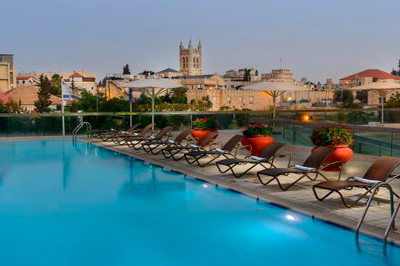 Grand Court Hotel - Jerusalem