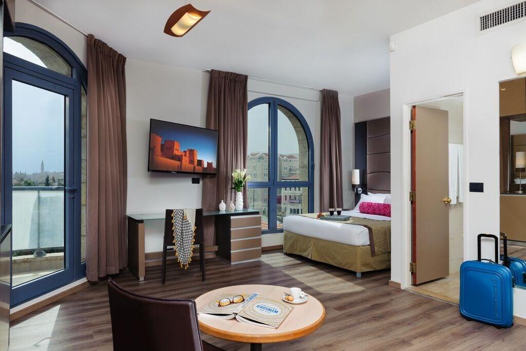 Leonardo Hotel **** Jerusalem