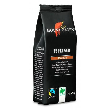 Mount Hagen espresso 250 g
