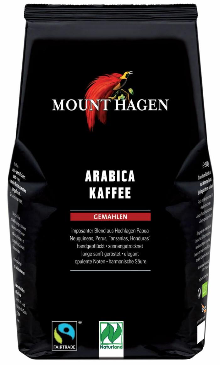 Mount Hagen Arabica 500 g