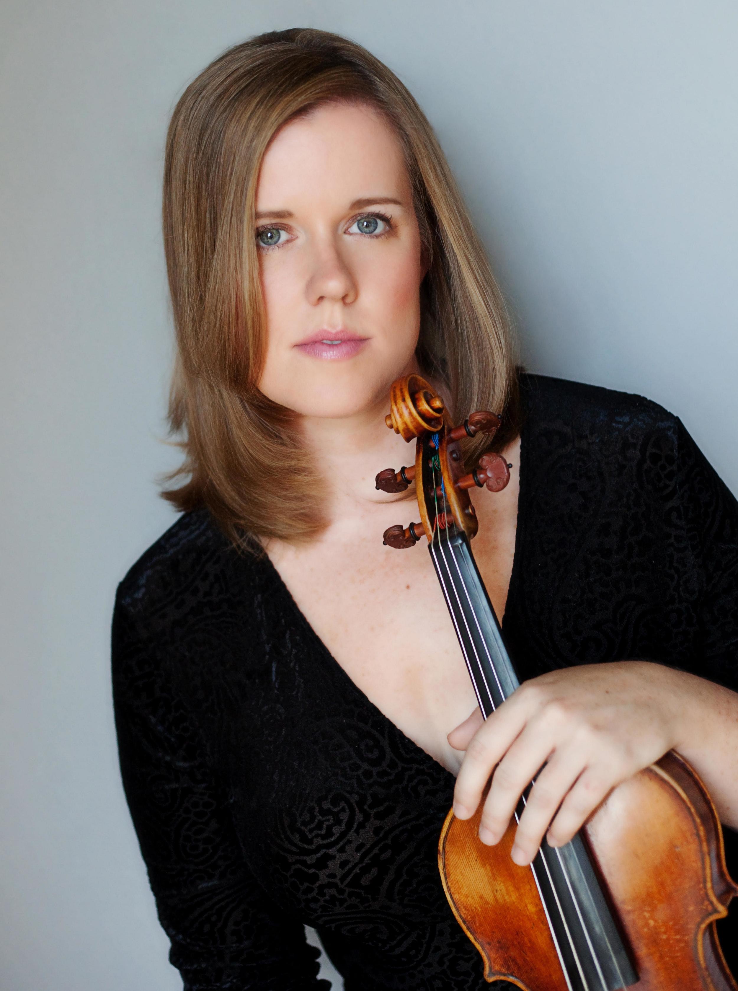 Madeline Adkins - 2018-19 Music Director, NOVA Chamber Music Series
