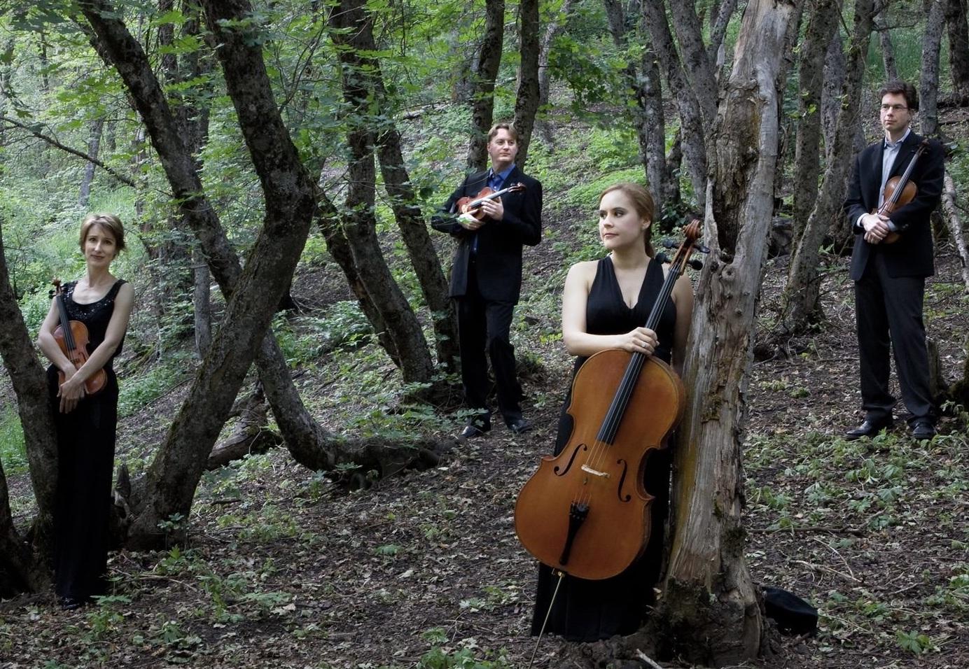Fry Street Quartet, 2019/20 Music Directors