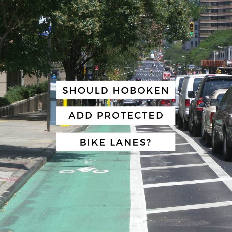 Do You Support Implementing Protected Bike Lanes? - Over 1,700 residents of Hoboken left their thoughts on protected bike lanes for Grand, Clinton and 11th street