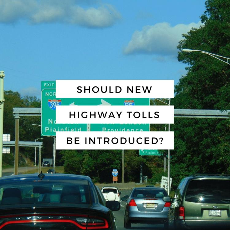 Should Connecticut Add New Highway Tolls? - 23 Connecticut legislators surveyed their constituents on new highway tolls.