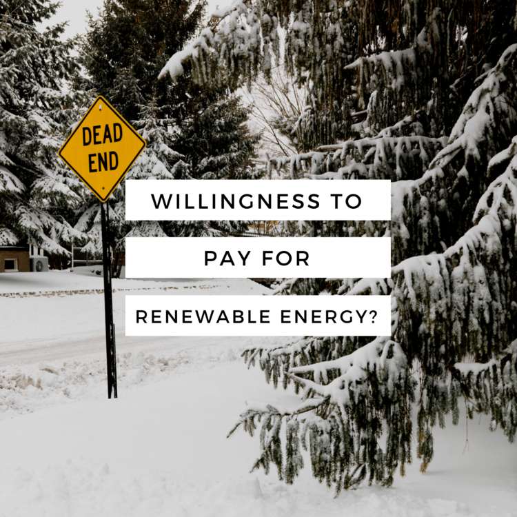 Are You Willing to Pay for Additional Renewable Energy? - Over 3,300 Newton residents gave feedback on Newton's new community choice aggregation program