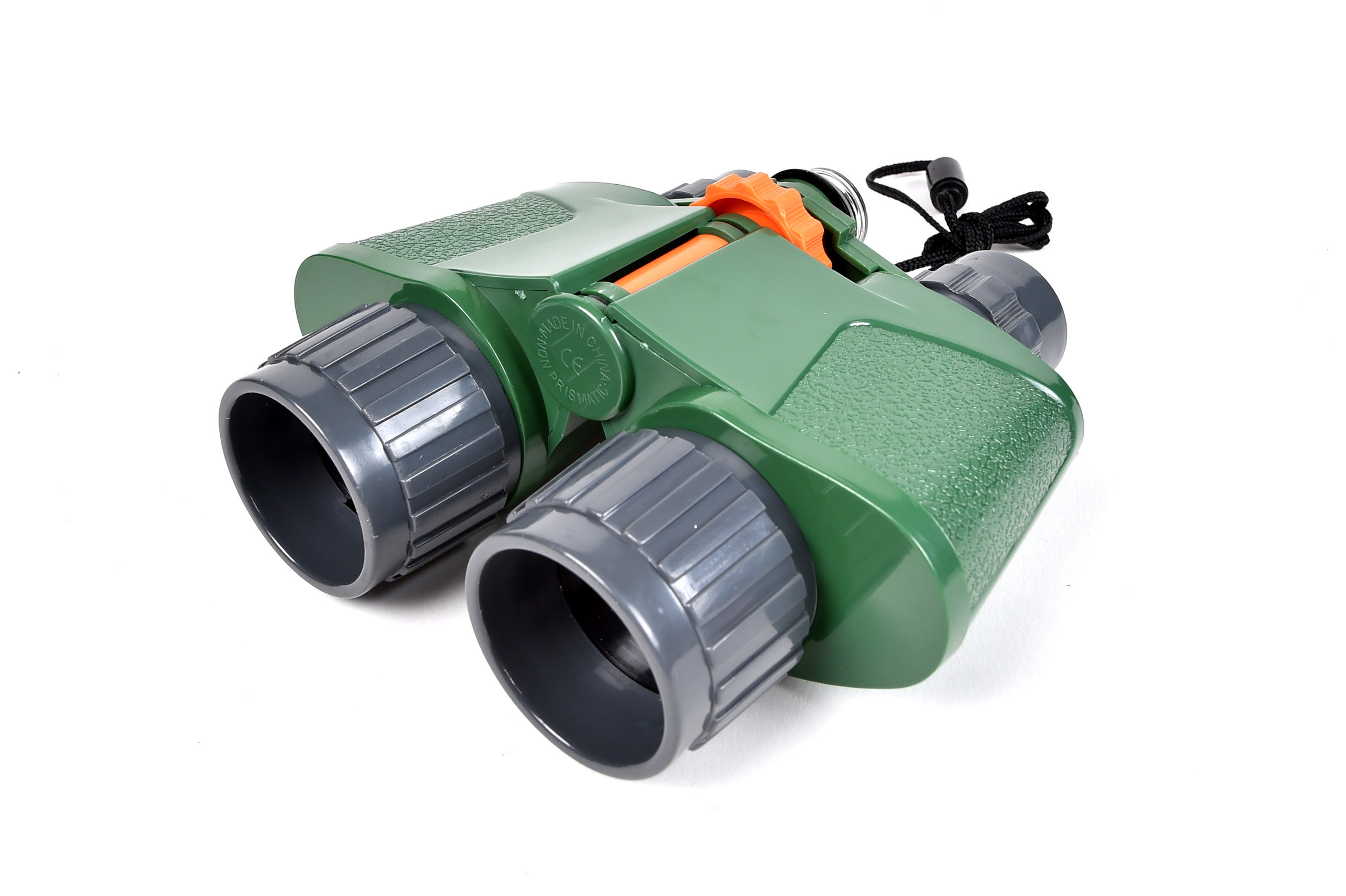 Maxx Action Adventure Binoculars with Built-In Compass