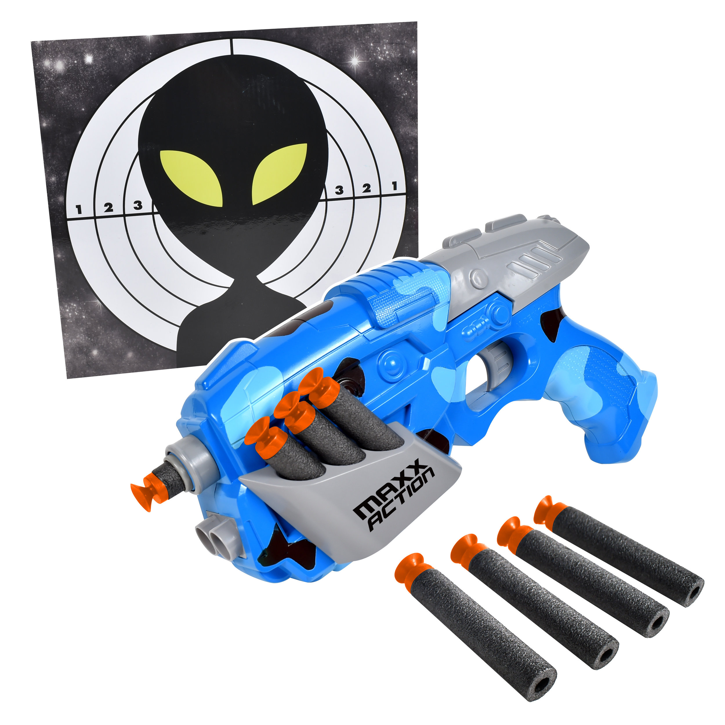 Maxx Action Alien Photon Blaster
