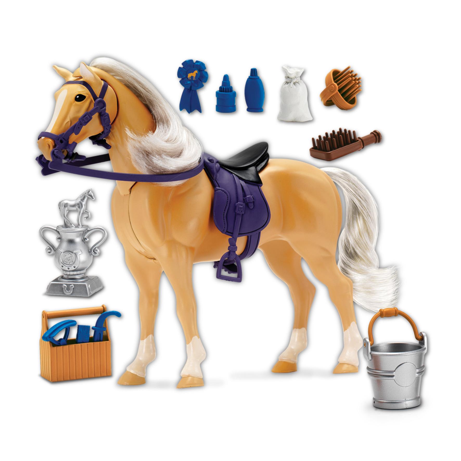 Palomino Deluxe Horse