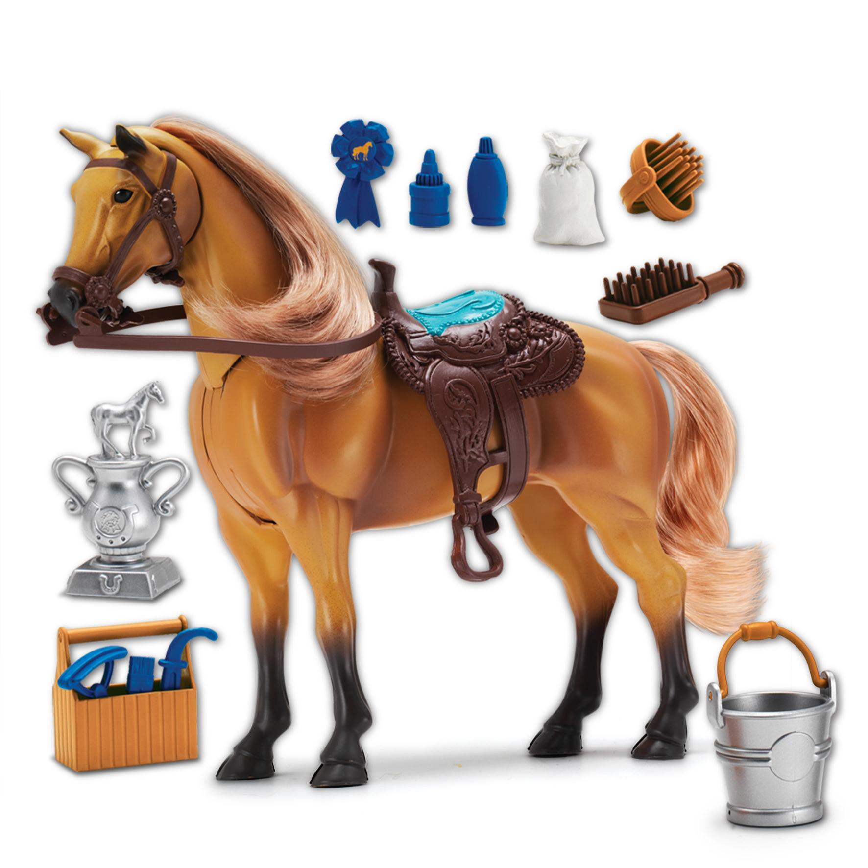 Quarter Deluxe Horse
