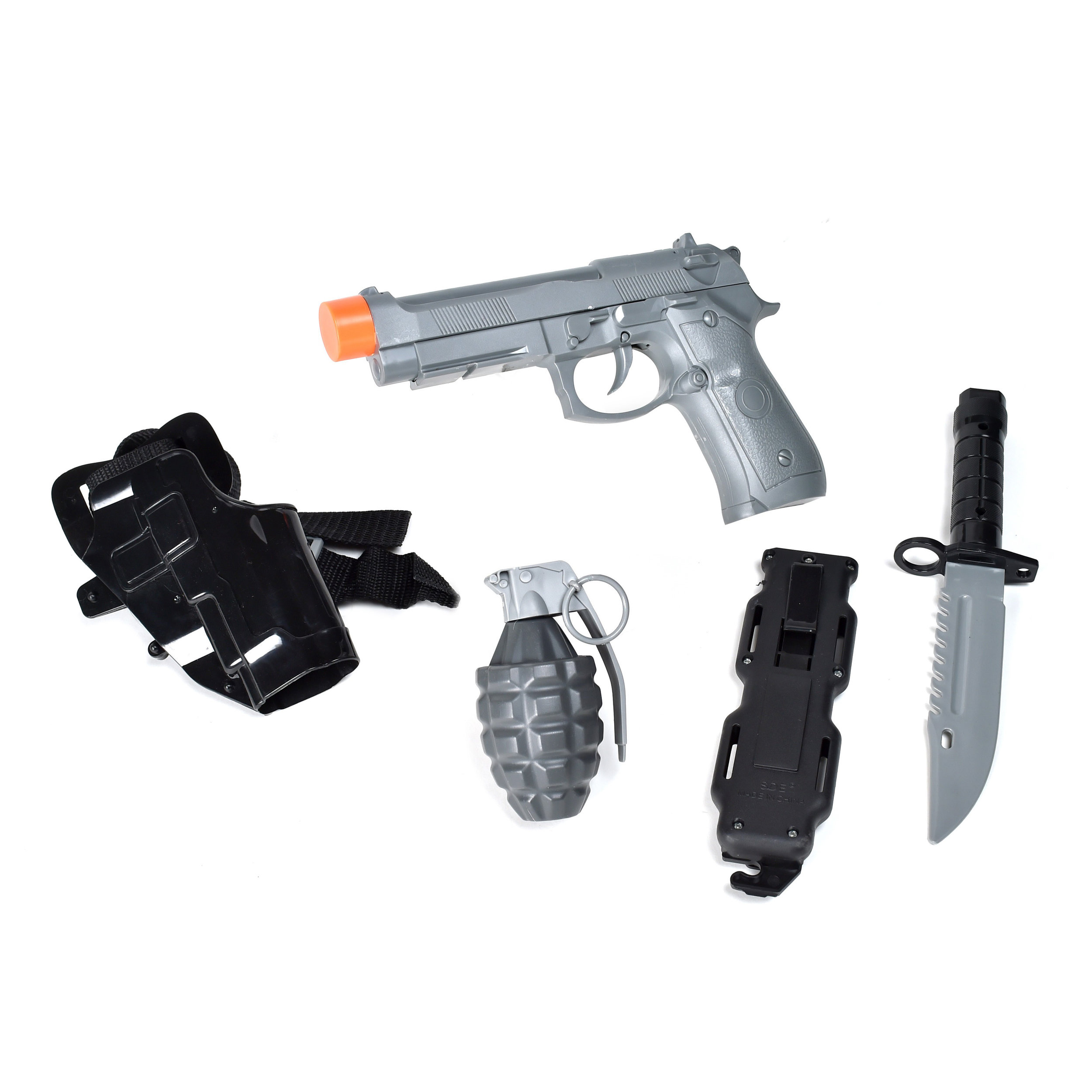 Maxx Action Pistol Playset