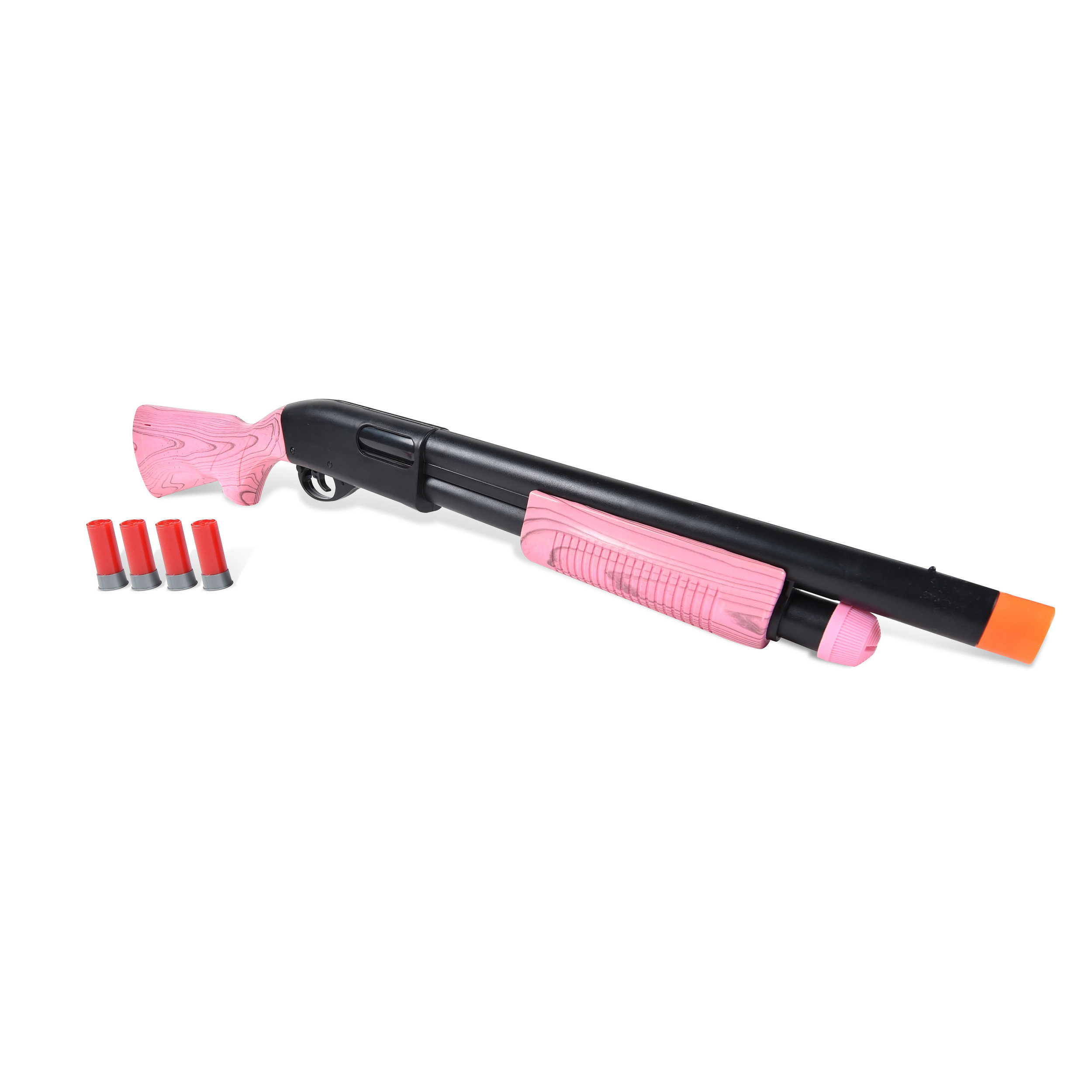 Maxx Action Pump Action Shotgun - Pink