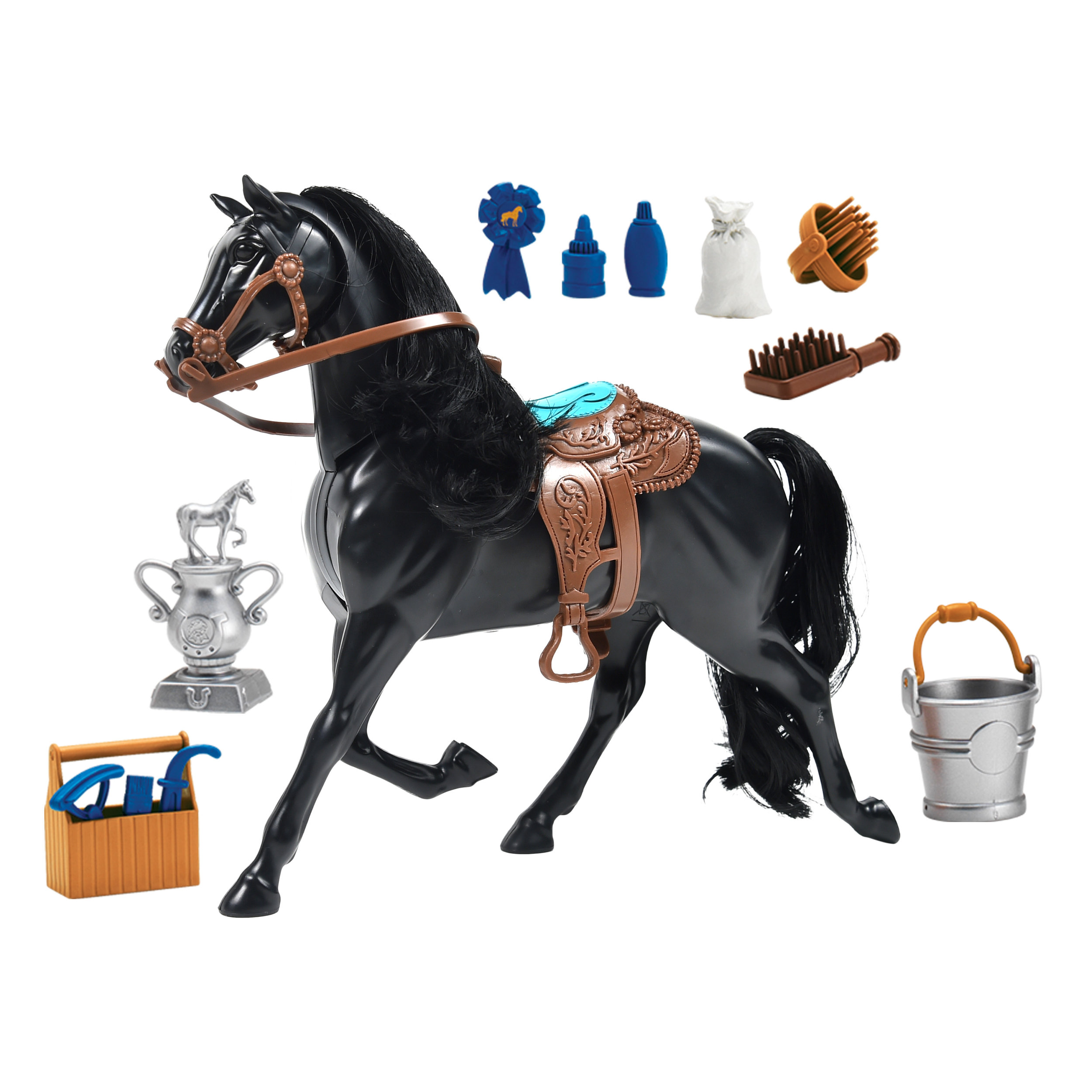 Arabian Stallion Deluxe Horse