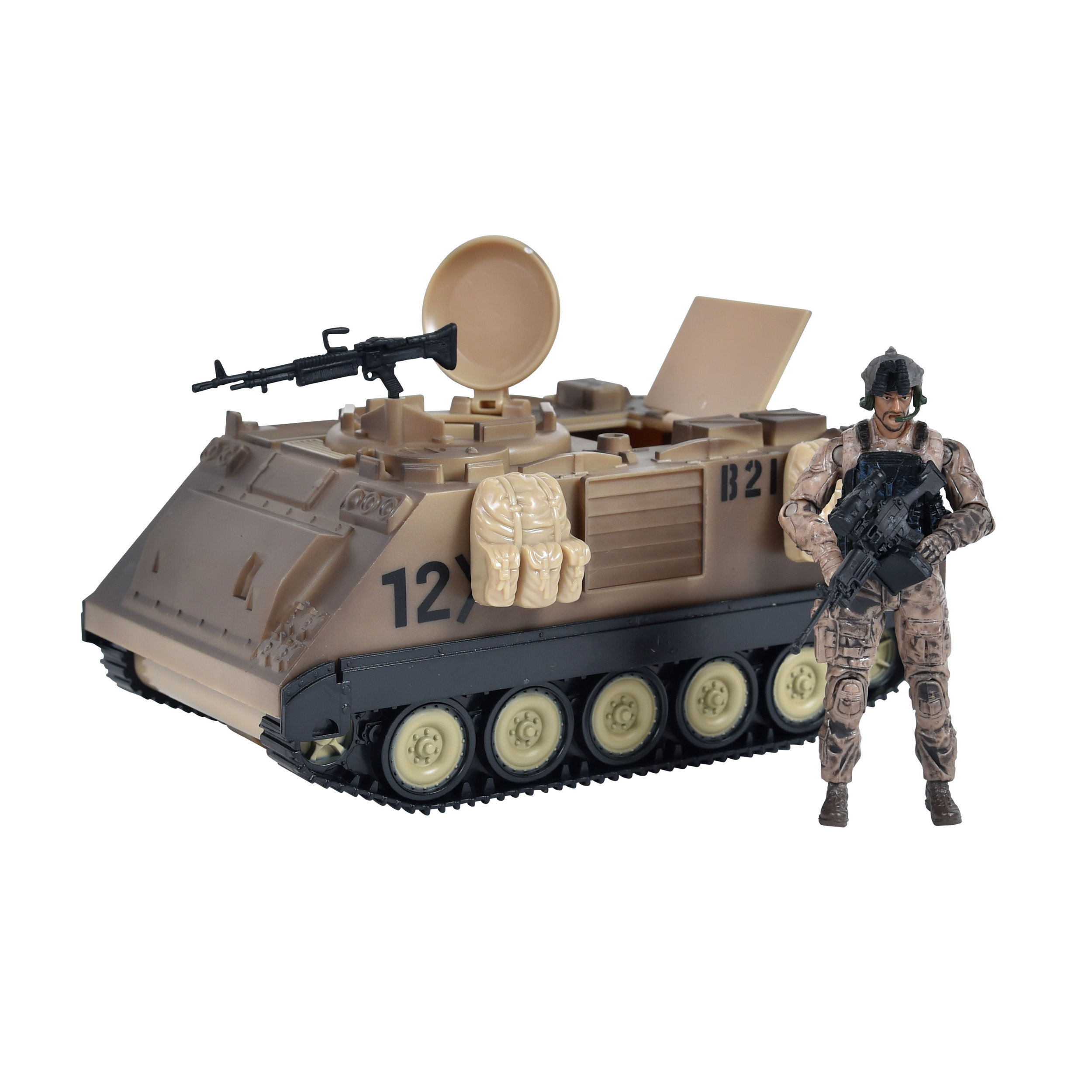 Elite Force M113 Desert Armored Vehicle