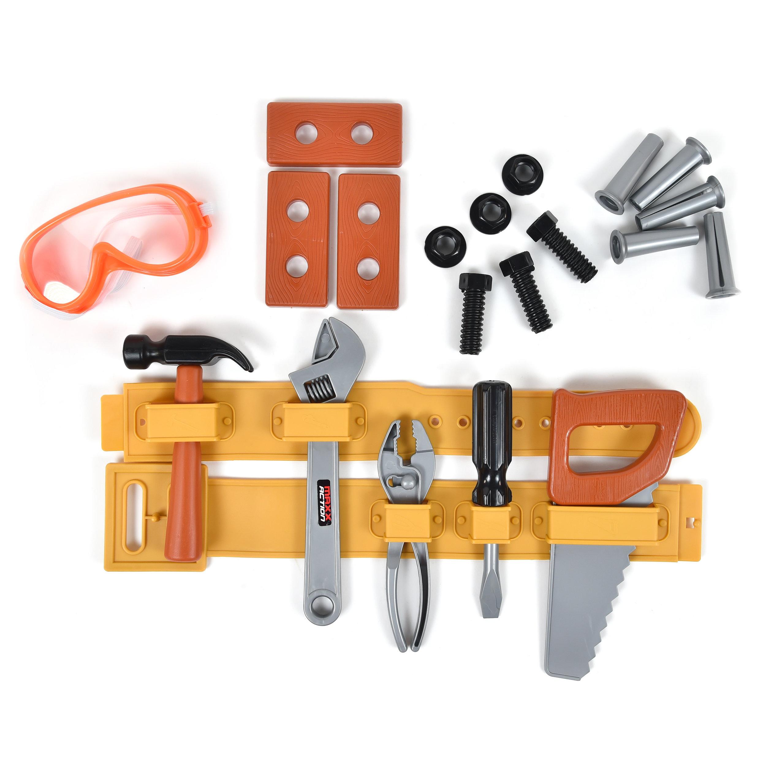 22 Piece Deluxe Tool Belt