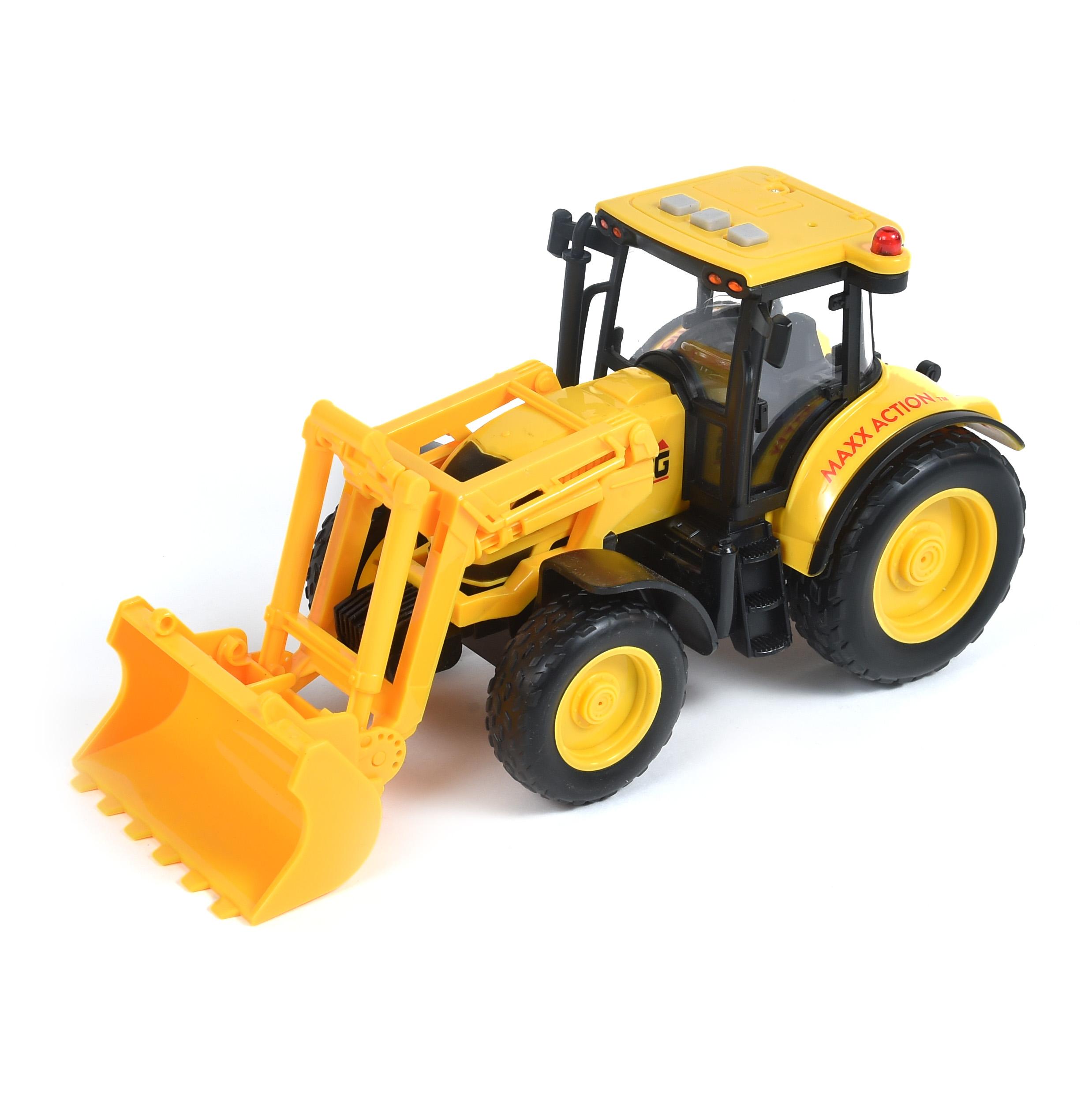 1:16 Construction Vehicle - Front End Loader