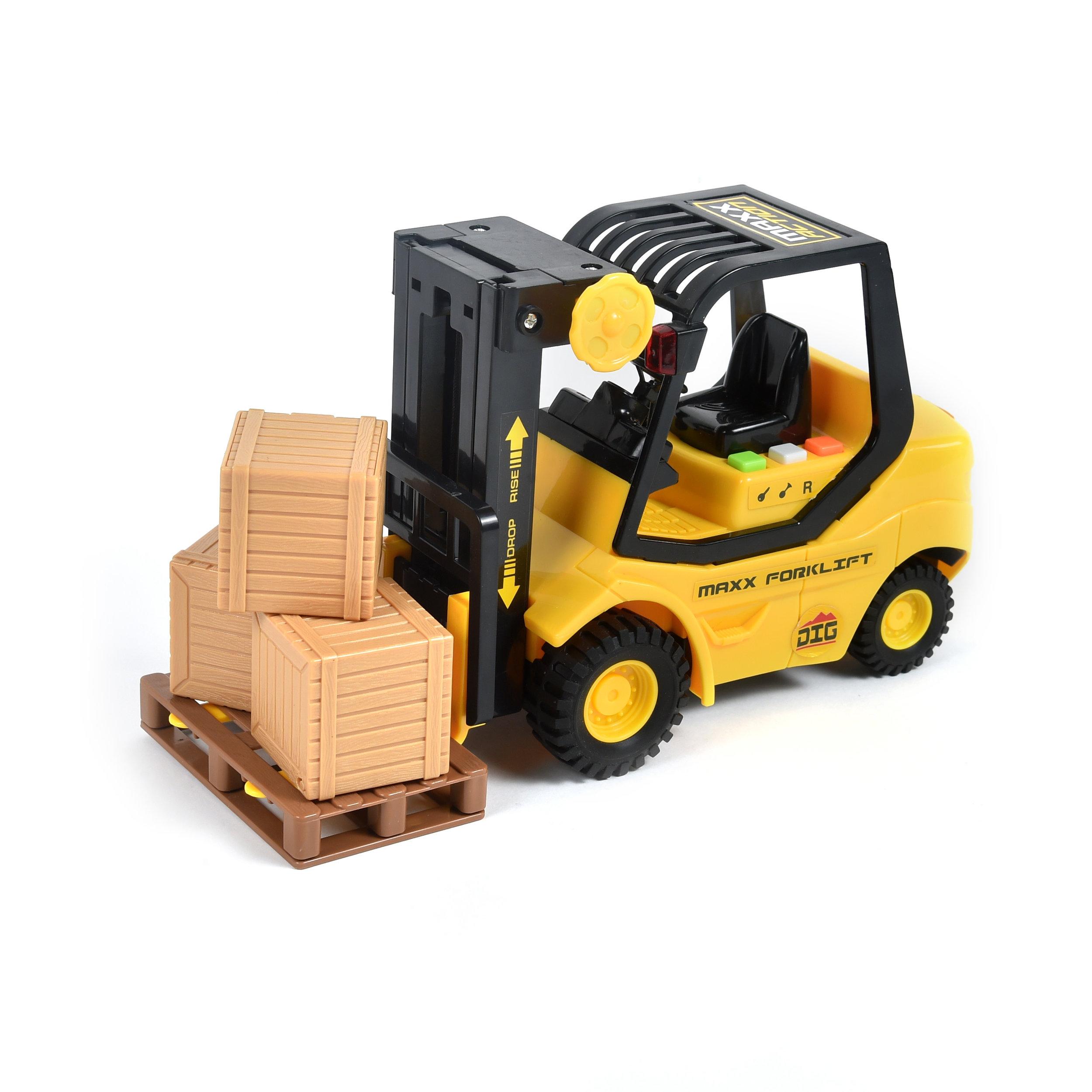 1:16 Construction Vehicle - Forklift