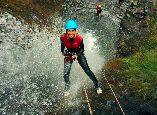 Canyoning & Adventure experience