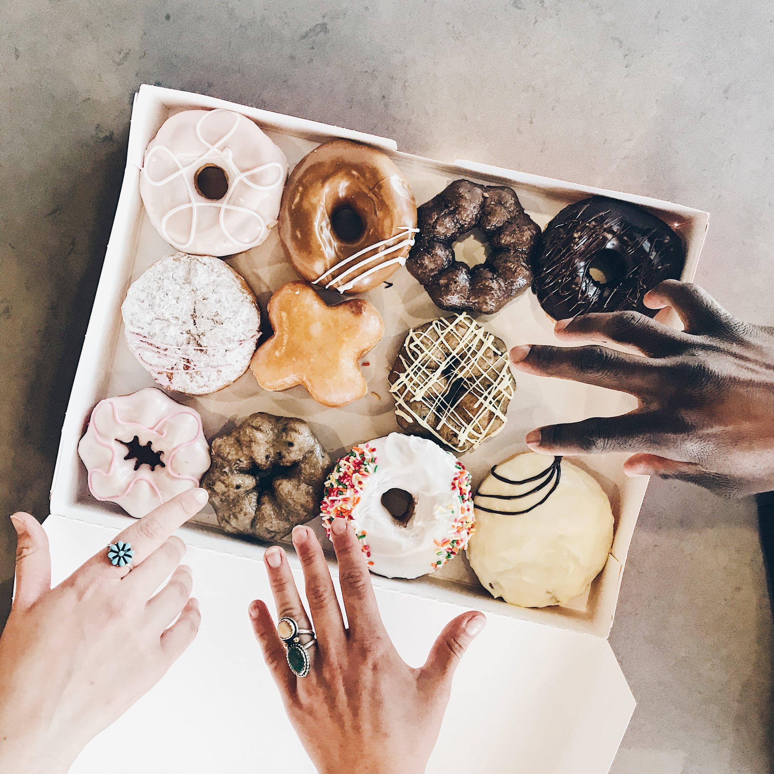 Albuquerque Donuts 1