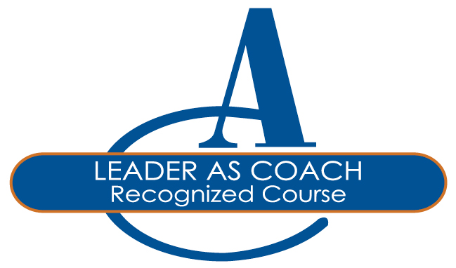 The Circl Leadership Experience is a recognised Leader as Coach Course