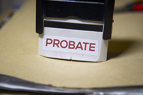 A trust does not go through probate; upon your death, the successor trustee distributes the assets to your beneficiaries as you have directed in the Trust.