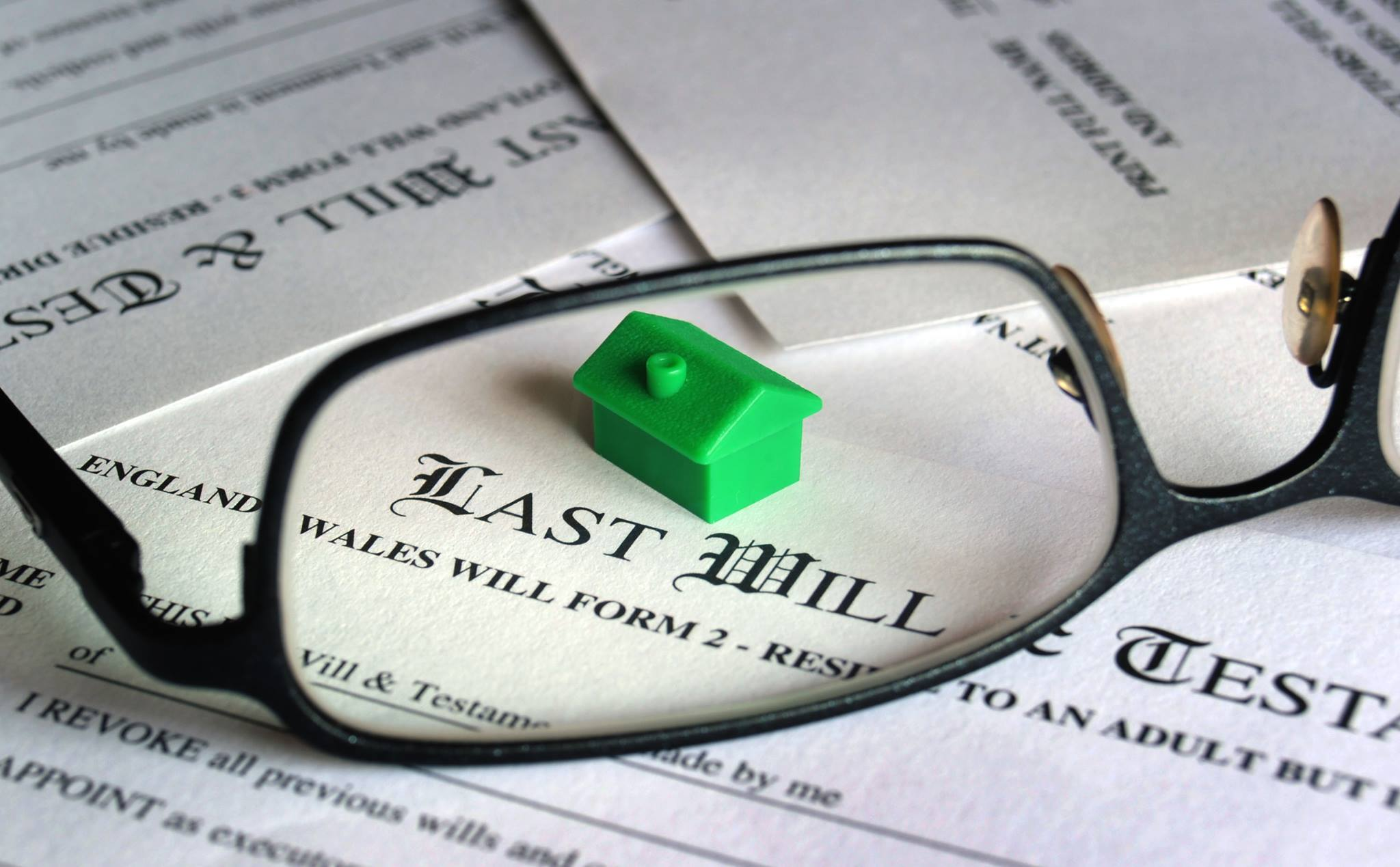 A Will covers any property solely owned in your name. A Will does not cover property co-owned by you with others listed as joint tenants, nor does your Will cover assets that pass directly to a beneficiary by contract, such as life insurance or retirement plans.