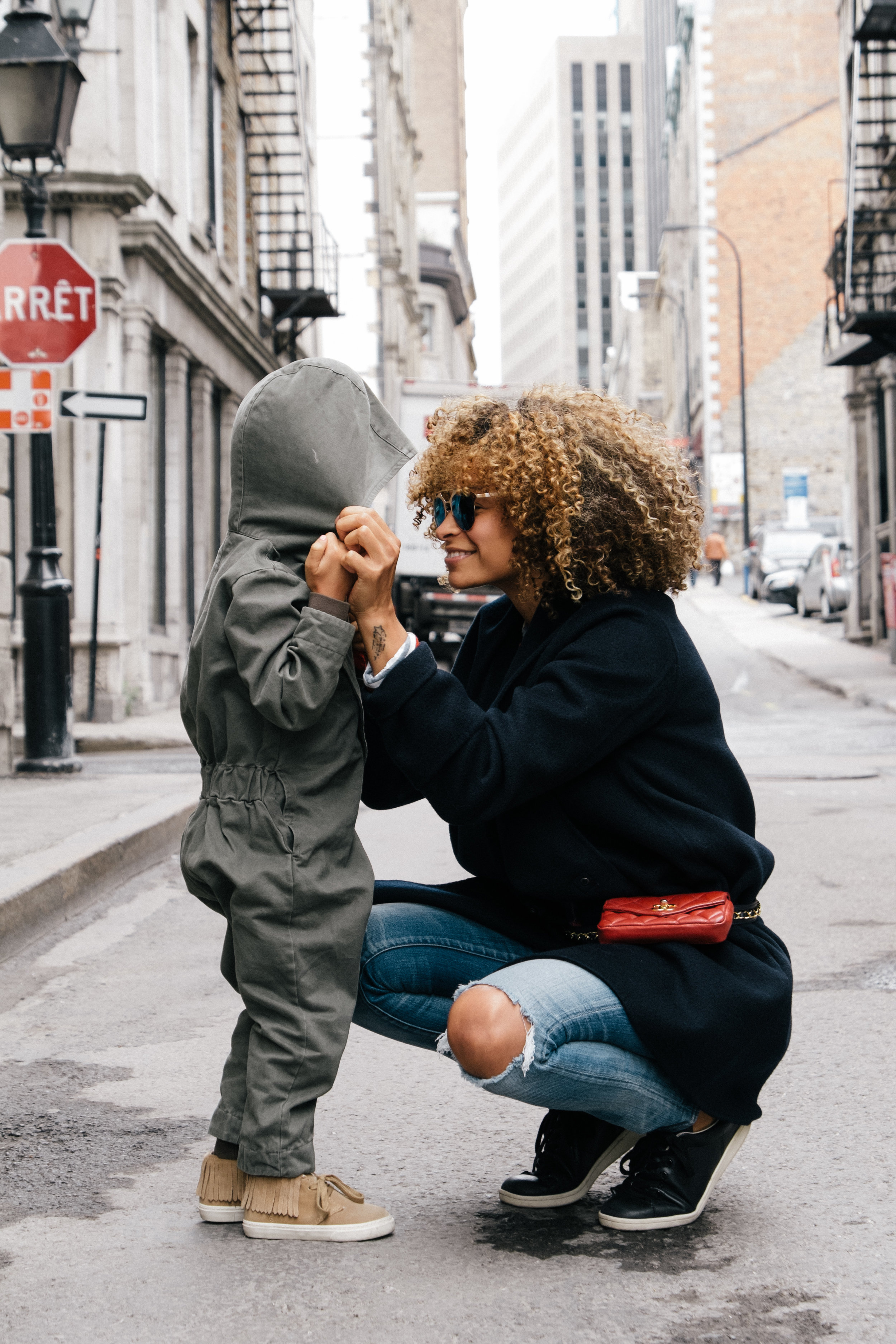 If something happens to you and your child is home with a babysitter, or at school, you want to also name local people, friends or family, who would immediately be able to be called upon by authorities.