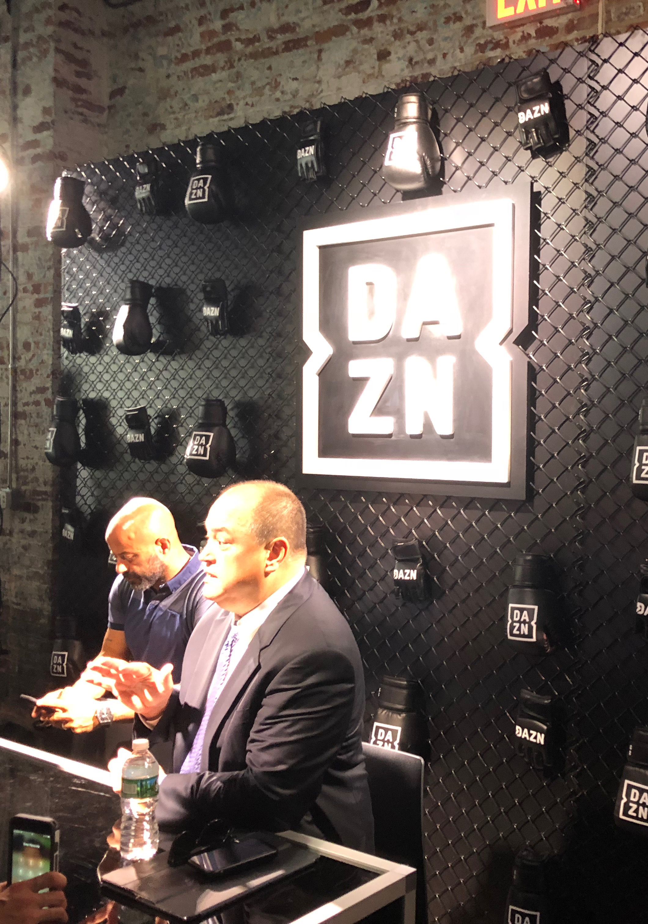 DAZN EVENT 2018-NYC