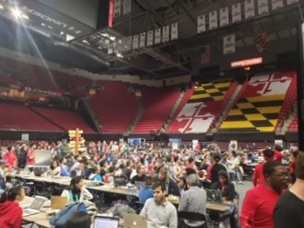 Bitcamp Hackathon 2019 - Xfinity Center - Univ. of Maryland