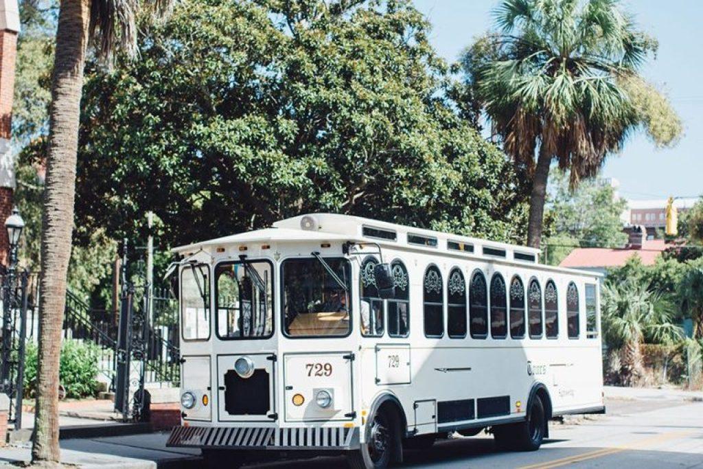 Image via  Lowcountry Loop Trolley