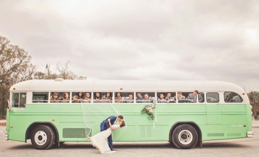 Creative Wedding Transportation for Guests — Paper Meets