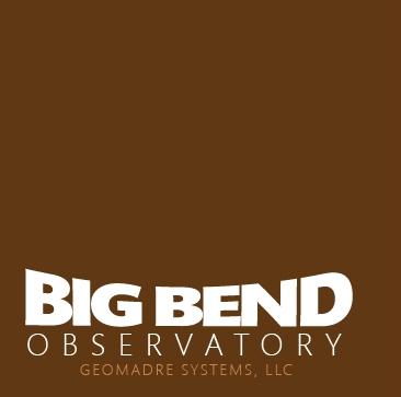 Big Bend Observatory Logo
