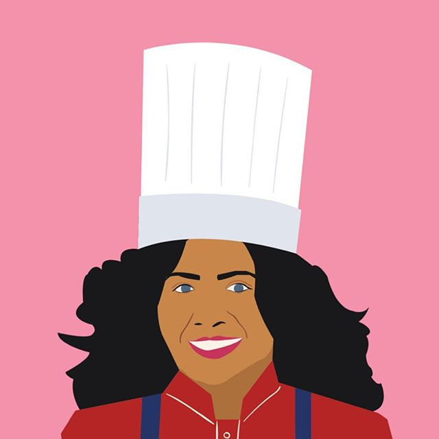 """👩🏽🍳Introducing the Desi Dream Team👩🏽🍳ASHA GOMEZ 