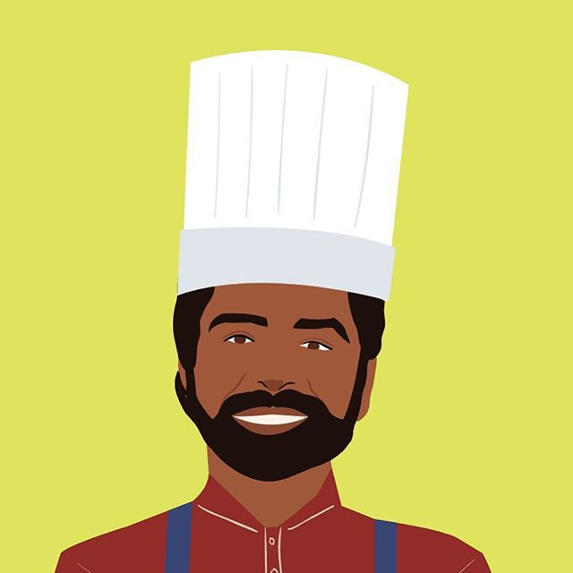 """👨🏽🍳Introducing the Desi Dream Team👨🏽🍳 MEHERWAN IRANI - Chef/Owner/Founder, @ChaiPani Restaurant Group  James Beard Nominee: Best Chef Southeast, 2014, '15, '18, '19 """"Brown in the South was really born out of a big question that occurred to us as chefs coming from Indian backgrounds. It was us wondering if a time would come where we saw ourselves less as Indians that happened to live and cook in the South, but more as Southerners that happened to be of Indian origin. It may seem like a subtle distinction, but it felt big to us.  My hope is that this is an annual series showcasing how brown immigrants, both first generation and second generation, are bringing their culinary traditions to cooking in the South. Call me an idealist, but I'm trying to start a movement where everyday conversations about Southern cuisine are broader and deeper than the familiar tropes."""""""