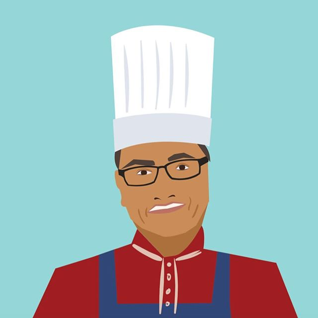 "👨🏽‍🍳Introducing the Desi Dream Team👨🏽‍🍳 VISHWESH  BHATT |  OXFORD,  MS  Corporate Chef of City Grocery Restaurant  Group,  overseeing  restaurants City Grocery, Snackbar, Big Bad Breakfast, Main Event Catering, & Lamar  Lounge  James  Beard  Nom:  Best  Chef  South:  2012, '13, '14, '15, '16, '17, '18, '19 ""I am a Southern chef.  No, not one that was born here, not the one whose Nana made a sublime chicken and dumplings that is the talk of church suppers in three counties. I am not the Southern chef who grew up eating BBQ & hunting ducks with his uncles. I am not the guy who knows where the best fishing hole is, nor am I the one that makes venison jerky every winter w/ his grandfather. No, I am not even the chef that cooks the comfort foods of your childhood. I am not here to alter Grandma's fried chicken recipe, nor am I attempting to mess up a perfectly good pecan pie, but I am a chef who wants to add to that story. I want the food of my childhood to become part of the Southern Culinary repertoire just like tamales, kibbeh, and lasagna have become. I want to show that the ingredients of the modern southern pantry were very much the ingredients of my mother's pantry as well. I want to tell you my southern story the best way I know -  through my food."""