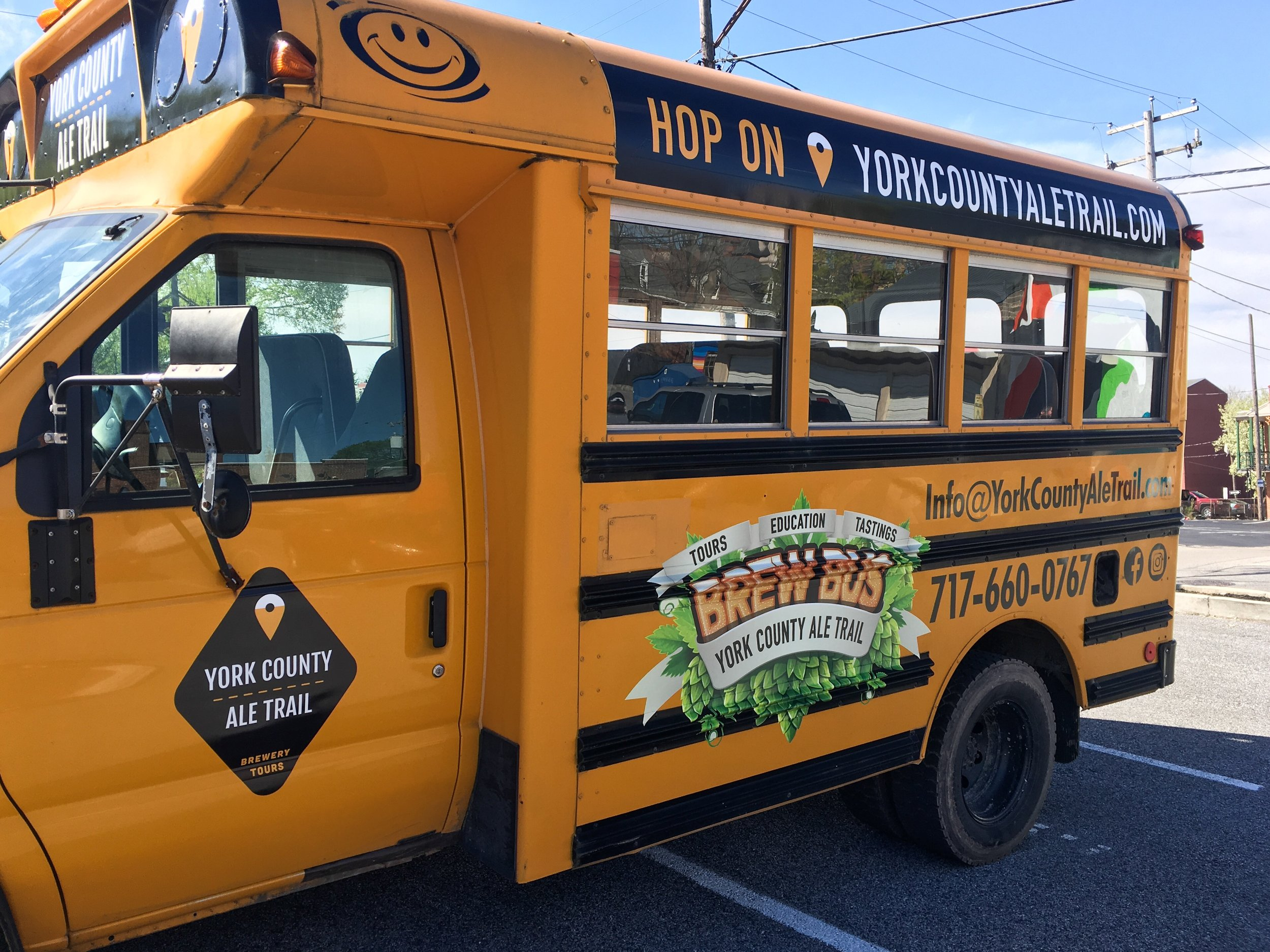 Events — York County Ale Trail