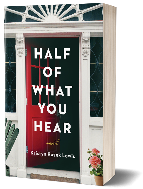 """Perfect for fans of Big Little Lies. A compelling look at the power of small-town gossip.""  - —Kirkus Reviews"