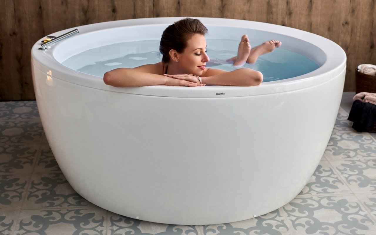 Yes,  Aquatica , this tub is perfect for our next birth suite! Construction starts soon!  hint, hint