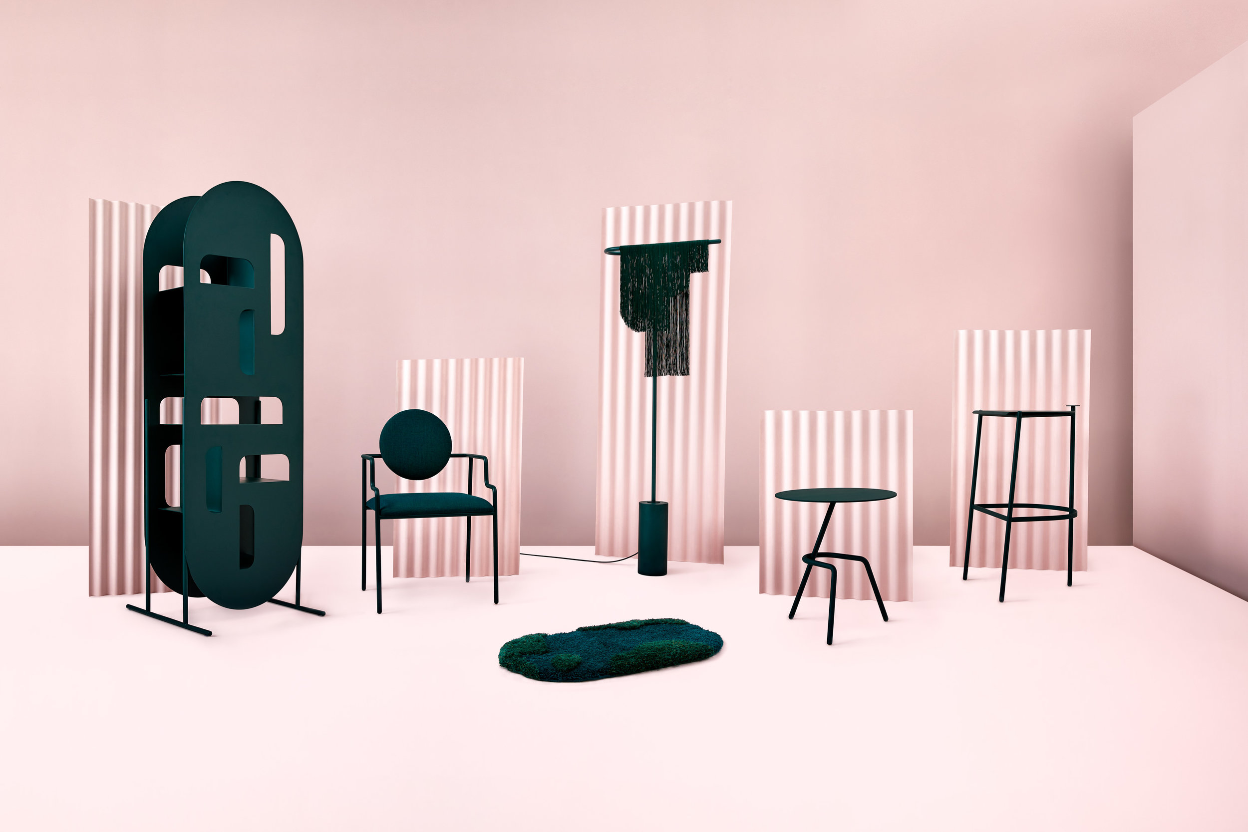 collection O - 2018 furniture collection
