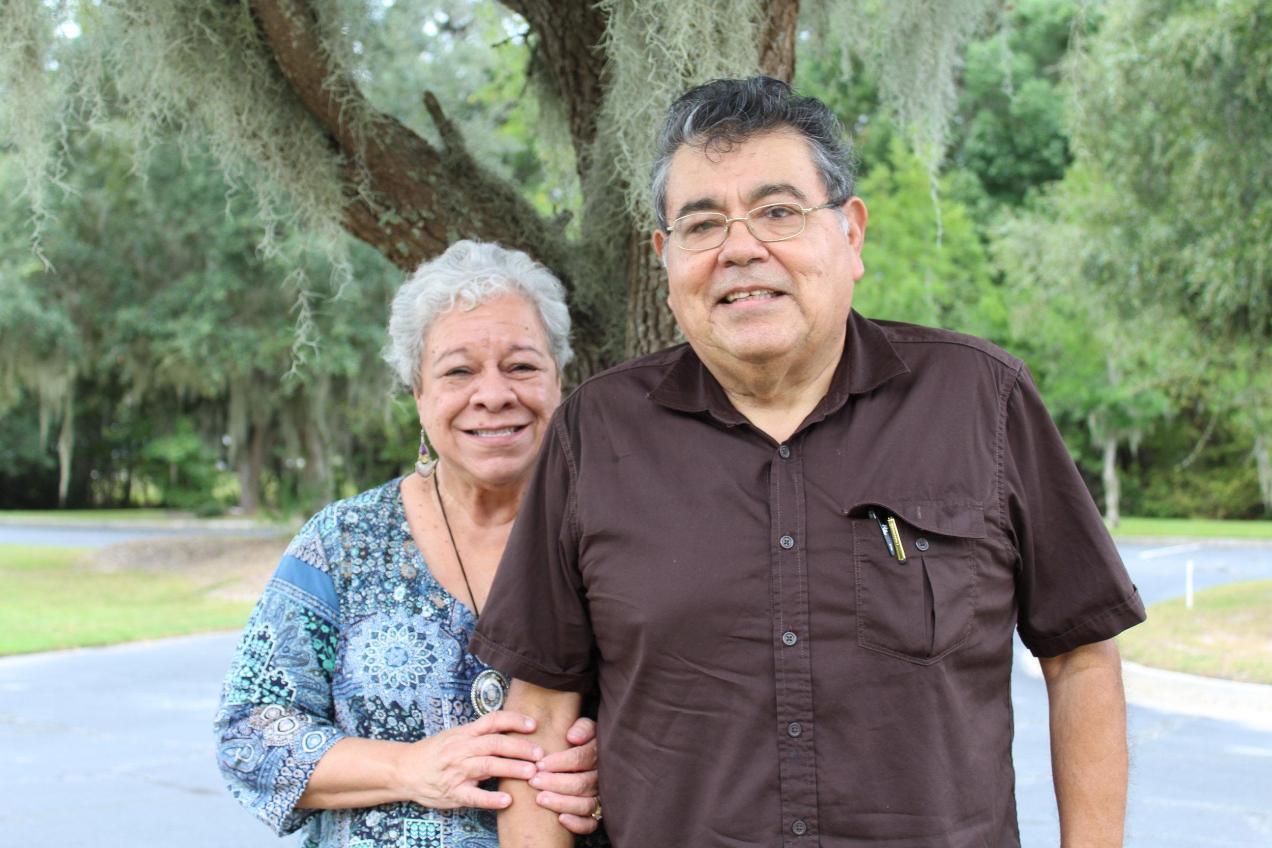 Deacon - Sal & Carolyn Aranda
