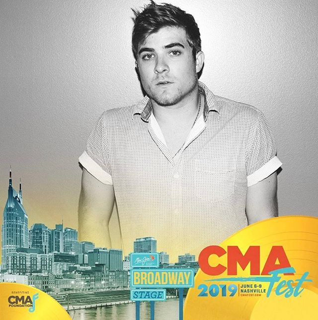 JUST ANNOUNCED! I'm performing at #CMAfest in support of the CMA Foundation & their mission to shape the next generation through high quality music education. See all ticket options: CMAfest.com