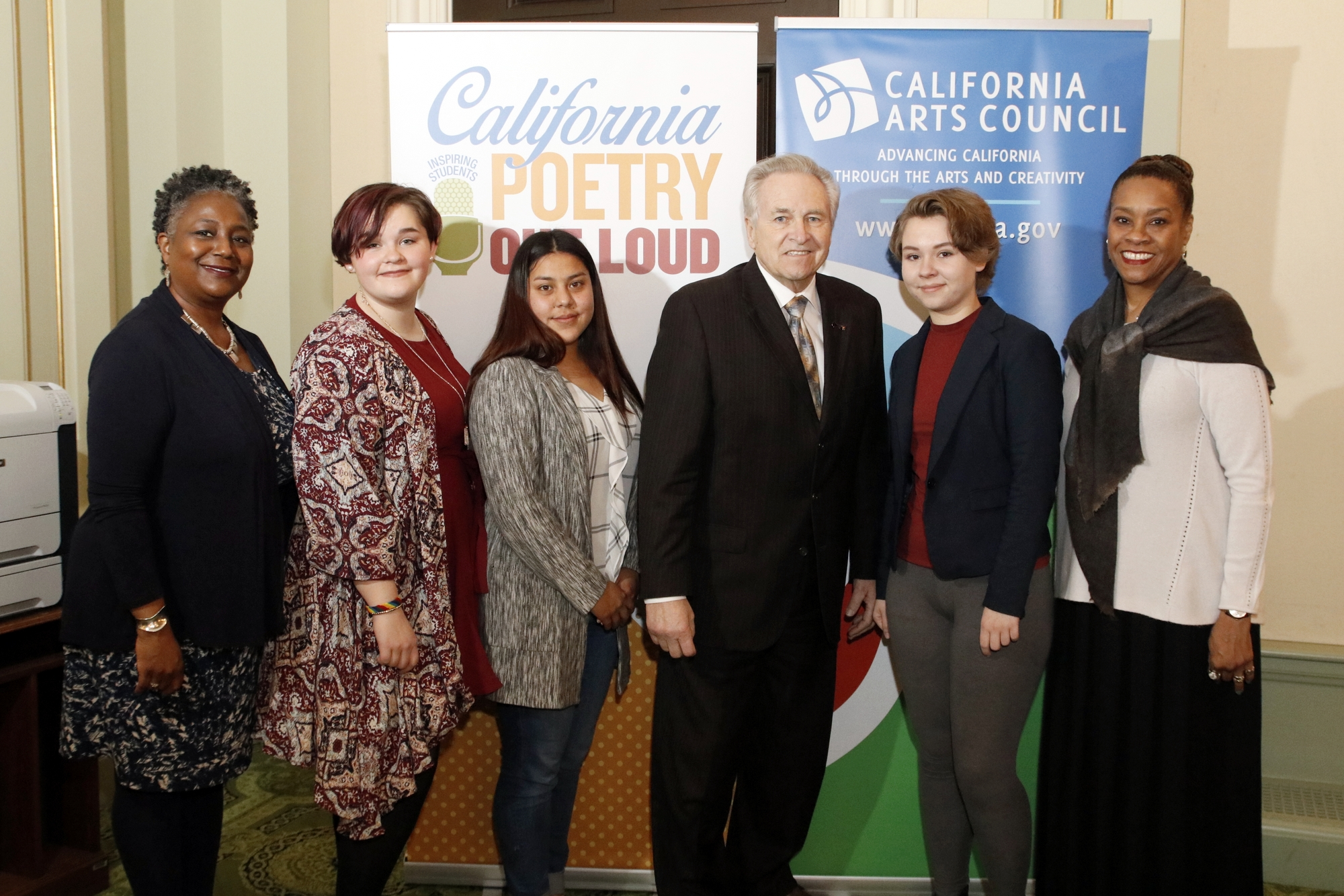 2018 California Poetry Out Loud State Finals