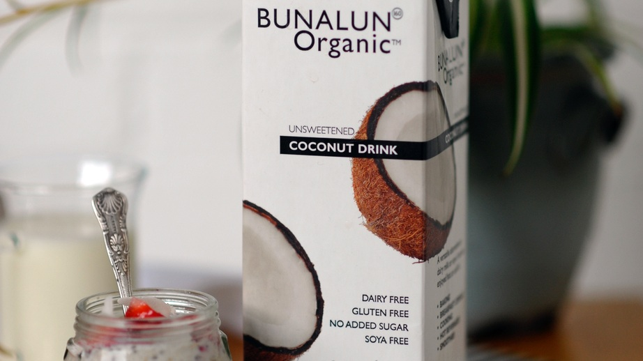NEW TO OUR PLANT-BASED DRINK RANGE - COCONUT DRINK! - A lovely refreshing 100% plant based dairy milk alternative, bursting with the tropical tastes of coconut!